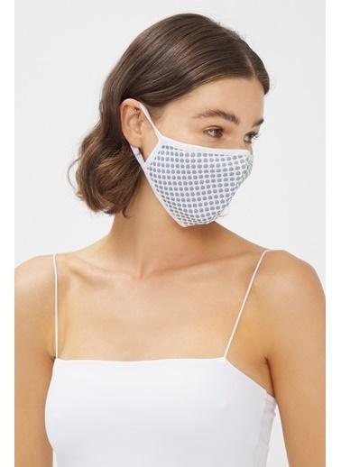 Penti Unisex Flower Maske Renkli